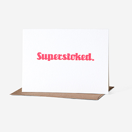 Superstoked Greeting Card>     </noscript> </div>          <div class=
