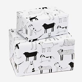 Dogs Wrapping Paper>     </noscript> </div>          <div class=