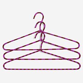 Kleiderbügel Set Stripe Fuchsia>     </noscript> </div>          <div class=