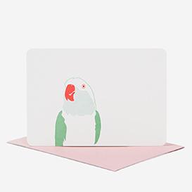 Grusskarte Papagei rosa>     </noscript> </div>          <div class=