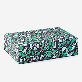 Rock Garden Wrapping Paper>     </noscript> </div>          <div class=