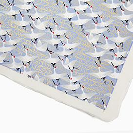 Yuzen-Papier Kraniche Lavender>     </noscript> </div>          <div class=