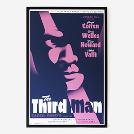 The Third Man Screenprint Poster>     </noscript> </div>          <div class=