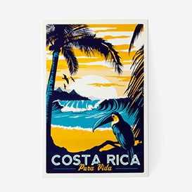 Costa Rica Siebdruck>     </noscript> </div>          <div class=