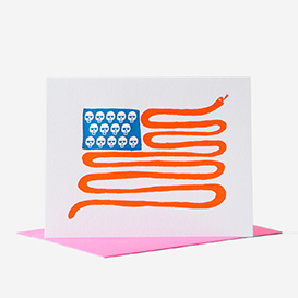 American Badass Greeting Card>     </noscript> </div>          <div class=