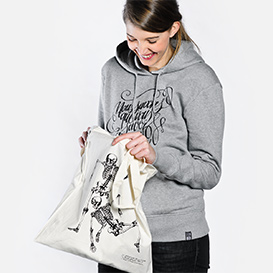 Tote Bag «Skelette No. 1»>     </noscript> </div>          <div class=