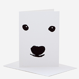 Polar Bear Greeting Card>     </noscript> </div>          <div class=