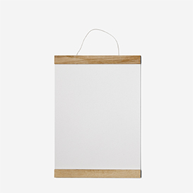Magnetic Poster Frame Oak A4>     </noscript> </div>          <div class=
