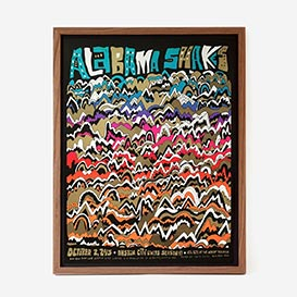 Alabama Shakes Screenprint Gigposter>     </noscript> </div>          <div class=