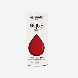Aqua Arielle - Vermillion Red Waterbased Nail Polish>     </noscript> </div>          <div class=