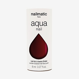 Aqua Margot - Black Burgundy Waterbased Nail Polish>     </noscript> </div>          <div class=