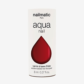 Aqua Thelma - Garnet Red Waterbased Nagellack>     </noscript> </div>          <div class=