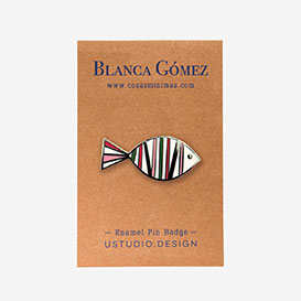 Blanca Gomez Fish Pin>     </noscript> </div>          <div class=