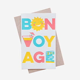 Bon Voyage Greeting Card>     </noscript> </div>          <div class=