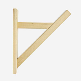 Bracket Natural - Wall Suspension for cord>     </noscript> </div>          <div class=
