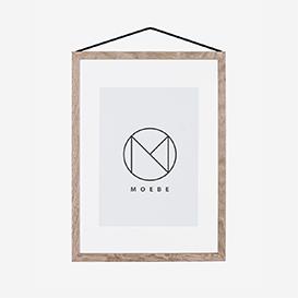 Frame Oak A4>     </noscript> </div>          <div class=