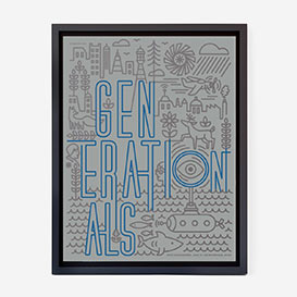 Generationals Siebdruck>     </noscript> </div>          <div class=
