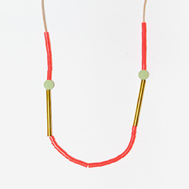 Coral Necklace>     </noscript> </div>          <div class=