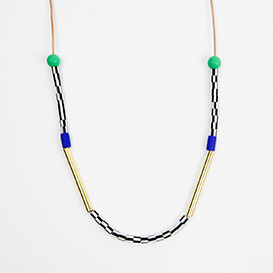 Necklace Memphis Cobalt Blue>     </noscript> </div>          <div class=