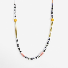 Necklace Memphis Mustard>     </noscript> </div>          <div class=