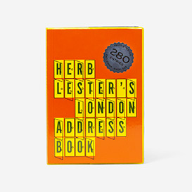 Herb Lester's London Address Book>     </noscript> </div>          <div class=