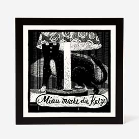 Cat Screenprint>     </noscript> </div>          <div class=