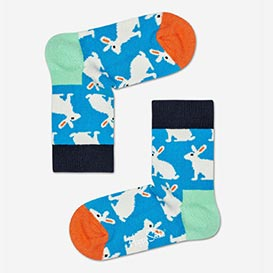Kids Bunny Multi Blue Socks>     </noscript> </div>          <div class=