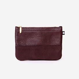 Small Leather Purse Manoo - Marsala>     </noscript> </div>          <div class=