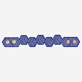 Le Bracelet Blue Cube>     </noscript> </div>          <div class=