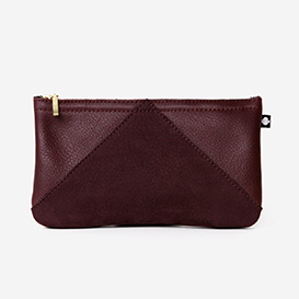 Leather Purse Manoo - Marsala>     </noscript> </div>          <div class=