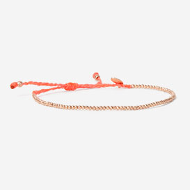 Luna Micro Pure Bracelet Flamingo Rose Gold>     </noscript> </div>          <div class=