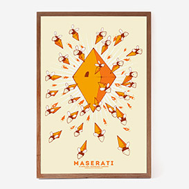 Maserati HH Screenprint Poster>     </noscript> </div>          <div class=