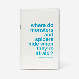 Monsters and Spiders - A Book to Illustrate>     </noscript> </div>          <div class=