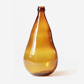 No. 1: Vase aus 0,5 l Bierflasche>     </noscript> </div>          <div class=