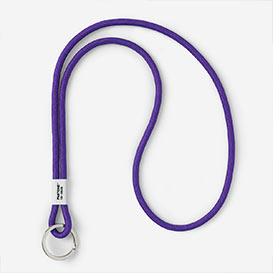 Pantone® Color of the Year 2018 - Ultra-Violet 18-3838 Key Chain Long>     </noscript> </div>          <div class=
