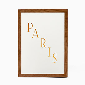 Paris - City Print>     </noscript> </div>          <div class=