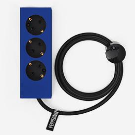 Plug 3 Steckerleiste Kobaltblau>     </noscript> </div>          <div class=