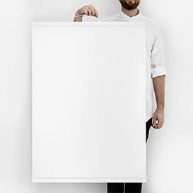 Poster Hanger 70 cm - White>     </noscript> </div>          <div class=