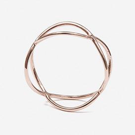Ring Timestwo Roségold 375>     </noscript> </div>          <div class=