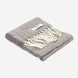 Schal für Kinder Lammwolle Supersoft Grey>     </noscript> </div>          <div class=