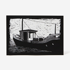 Boat Screenprint>     </noscript> </div>          <div class=