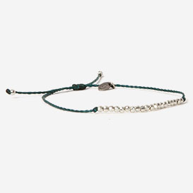 Simply New Venus Armband Bottle Green 925 Sterling Silver>     </noscript> </div>          <div class=