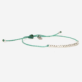 Simply New Venus Bracelet Ocean Green 925 Sterling Silver>     </noscript> </div>          <div class=