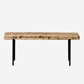 Bench Reclaimed Wood - M>     </noscript> </div>          <div class=