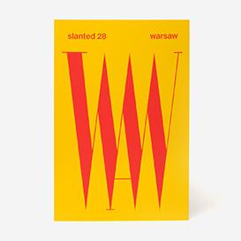 Slanted Magazin #28 - Warsaw>     </noscript> </div>          <div class=