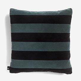 Soft Stripe Cushion Hunter>     </noscript> </div>          <div class=