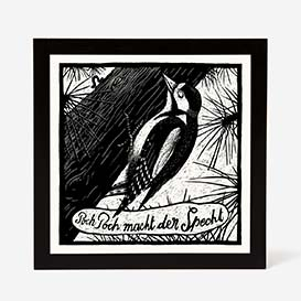 Woodpecker Screenprint>     </noscript> </div>          <div class=