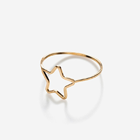 Star Shape Ring Gold Filled>     </noscript> </div>          <div class=