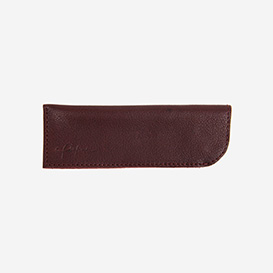 Pen Case Anike - Leather Marsala>     </noscript> </div>          <div class=