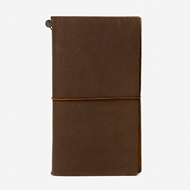 TRAVELER'S notebook - brown>     </noscript> </div>          <div class=
